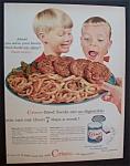 1956 Crisco Shortening