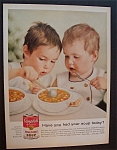 1958 Campbell's Vegetable Soup