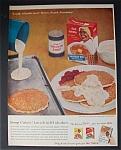 1958 Aunt Jemima Pancake Mix