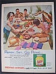 Vintage Ad: 1959 French's Mustard