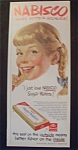 1952 Nabisco Sugar Wafers