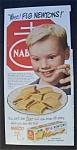 1951 Nabisco Fig Newtons