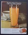 1968 Frozen Orange Juice