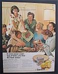 1972 Sunkist Lemons & Lemon Pudding