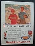 1933 Campbell's Vegetable Soup