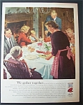 1960 Ocean Spray Cranberry Sauce