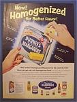 1955 Durkee's Margarine