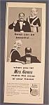 1961 Mrs. Grass Noodle Soup Mix
