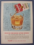 1961 Campbell's Beef Broth Soup