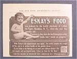 1907 Eskay's Food
