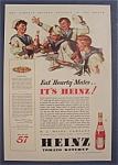 Vintage Ad: 1932 Heinz Tomato Ketchup