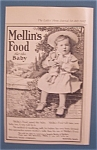1907 Mellin's Baby Food