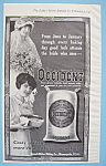 Vintage Ad: 1914 Occident Flour