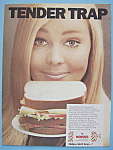 Vintage Ad: 1968 Wonder Bread