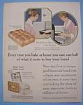 Vintage Ad: 1921 Yeast Foam