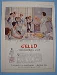 Vintage Ad: 1924 Jell - O By John Newton Howitt