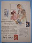 Vintage Ad: 1926 Sun - Maid Raisins