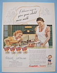 Vintage Ad: 1937 Campbell's Soup