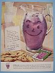 Vintage Ad: 1959 Kool - Aid