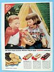 Vintage Ad: 1954 Nabisco Cookies