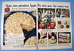 Vintage Ad: 1948 Apple Pyequick