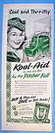 Vintage Ad: 1952 Kool-aid