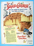 Vintage Ad: 1952 Swans Down Cake Mix