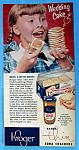 Vintage Ad: 1952 Kroger Peanut Butter & Crackers