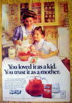 1978 Kool Aid With Girl Watching Mother Make Kool Aid