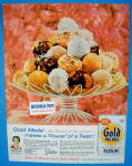 1958 Gold Medal Flour With Buttermilk Puffs