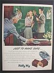 Vintage Ad: 1948 Milky Way & Pacific Woolens
