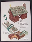 Vintage Ad: 1953 Mars Milky Way Bars