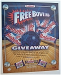 Vintage Ad: 2004 Nestle Baby Ruth