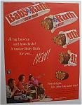 Vintage Ad: 1961 Baby Ruth
