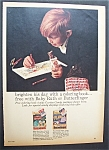 Vintage Ad: 1964 Baby Ruth Candy Bar