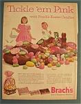 1962 Brach's Easter Candies W/2 Children Looking