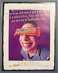 Vintage Ad: 1996 Reese's Nutrageous Candy Bar