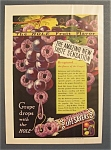 Vintage Ad: 1931 Grape Life Savers