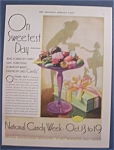 Vintage Ad: 1929 National Candy Confectioners Assoc.