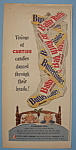 Vintage Ad: 1955 Curtiss Baby Ruth & Butterfinger