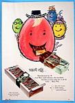 Vintage Ad: 1954 Mars Milky Way
