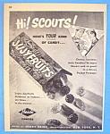Vintage Ad: 1955 Jujyfruits