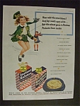 Vintage Ad: 1944 Instant Ralston Cereal