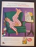 1958 Post Toasties Corn Flakes