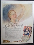 Vintage Ad: 1930 Ralston Whole Wheat Cereal