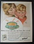 1931 Kellogg's Rice Krispies Cereal