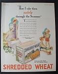 1931 Shredded Wheat