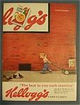 1961 Kellogg's Corn Flakes