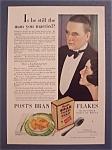 1930 Post's Bran Flakes
