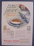 1930 Grape - Nuts